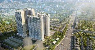 Phối cảnh dự án Lavita Thuận An