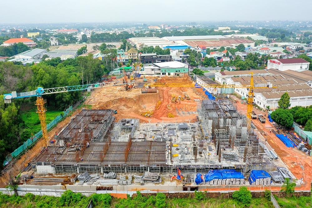 Hình ảnh tổng thể dự án Lavita Thuận An