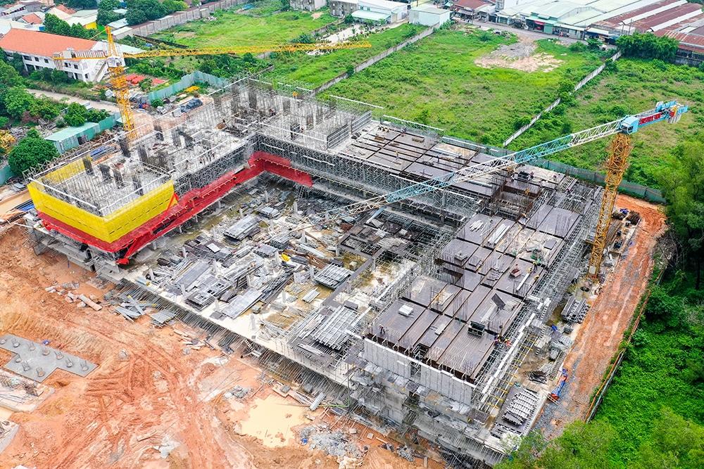 Tiến độ dự án Lavita Thuận An