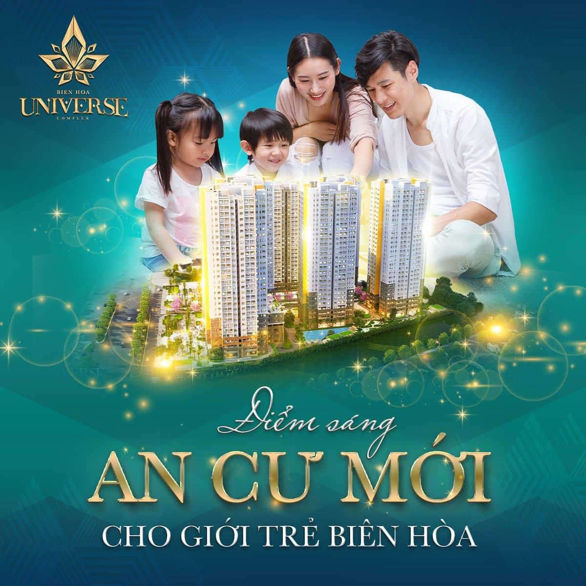 Điểm sáng an cư mới cho giới trẻ tại Biên Hòa