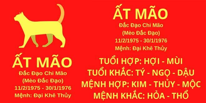 sinh nam 1975 at mao hop huong nha nao