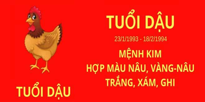 sinh nam 1993 quy dau hop huong nha nao