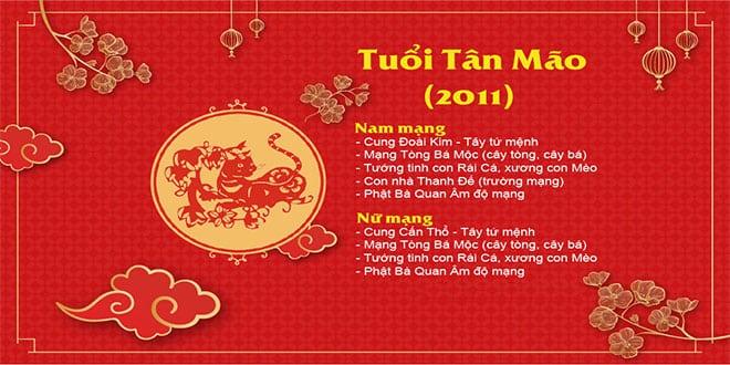 sinh nam 2011 tan mao hop huong nha nao