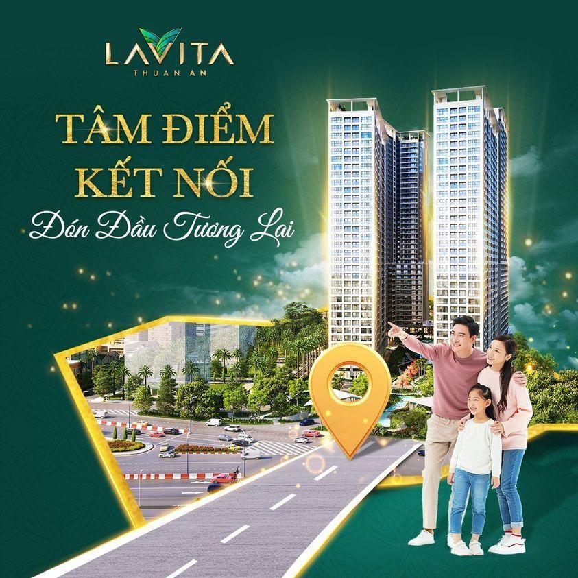 Lavita Thuận An tâm điểm kết nối tiện ích