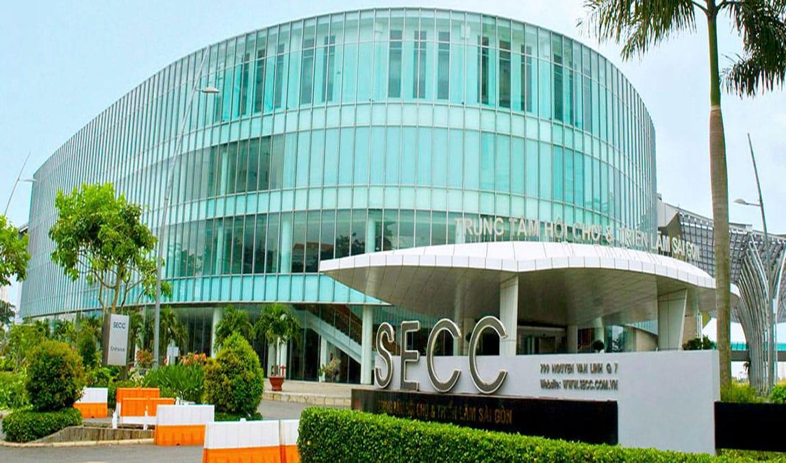 Trung tâm hội chợ và triễn lãm Sài Gòn (SECC)