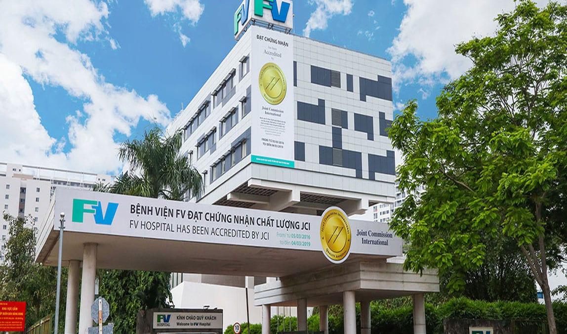 Bệnh viện Pháp - Việt (FV)